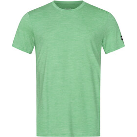 super.natural Tencel T-shirt Heren, greenbriar melange